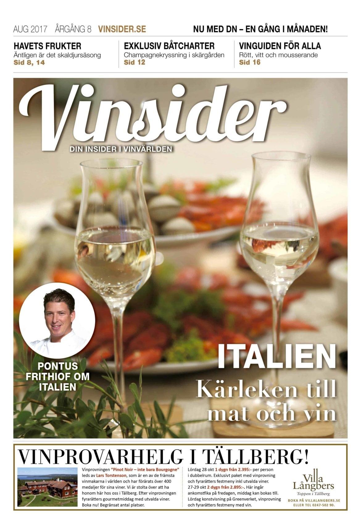 Vinsider 6 2017