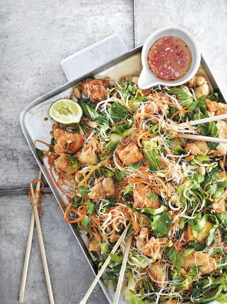 vietnamesisk kyckling recept