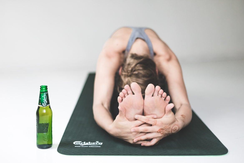 ölyoga carlsberg sverige yogaç