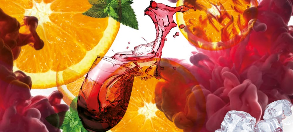 sangria drinkar sommar vinsider