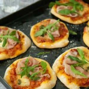 minipizza recept