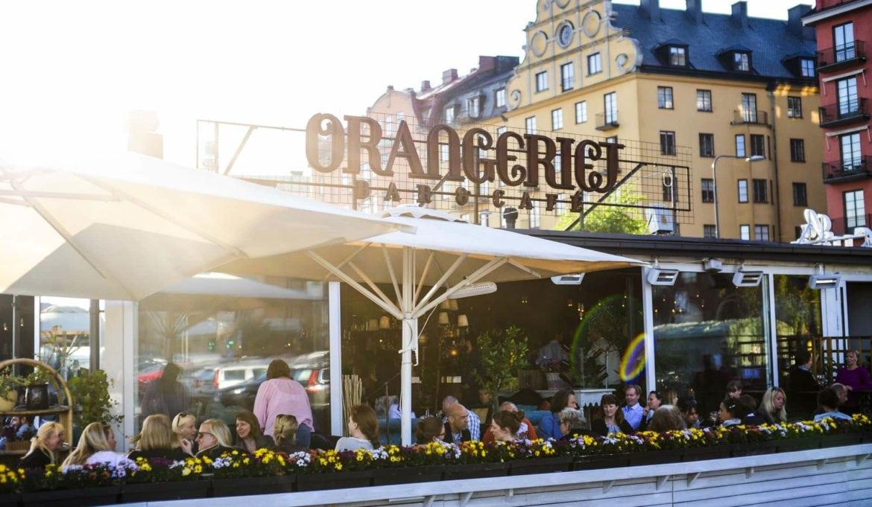orangeriet stockholm