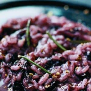 risotto rdvin recept