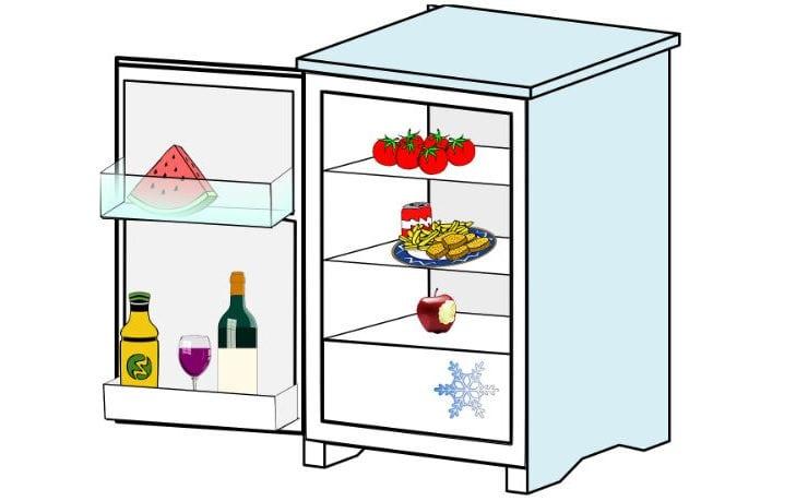 tips kylskåp rengöring