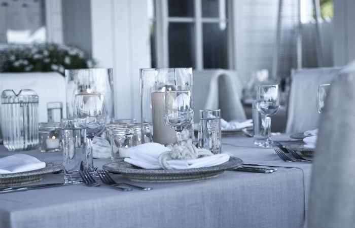 fine dining vett och etikett middag bordsplacering