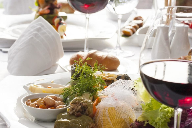 vin och mat kombination