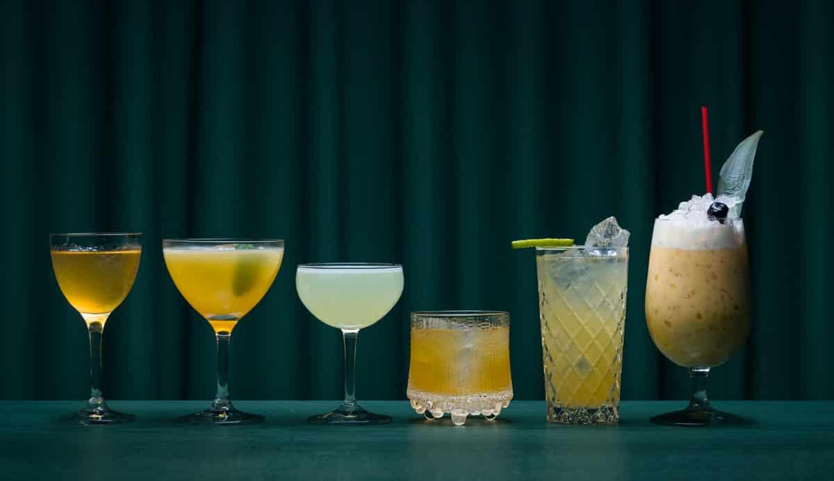 Stockholms 7 bästa cocktailbarer