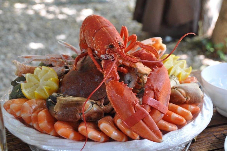 skaldjursrestauranger