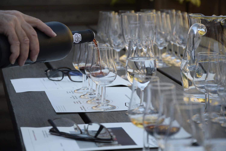 vinprovning masterklass