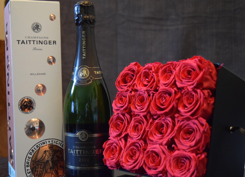 Champagne allahjärtansdag